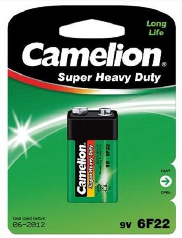 Batterij Camelion 9 Volt 6 F 22