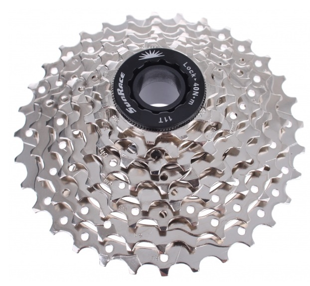 Cassette 8-speed 11-32T, SunRace