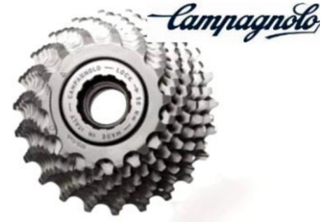 Cassette 9-speed 13-26T, Campagnolo Veloce