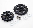 Derailleurwielset 13T + 15T RD-M310/CT95, Shimano Tension