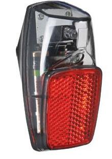 Achterlicht Union Retro LED, spatbordbevestiging