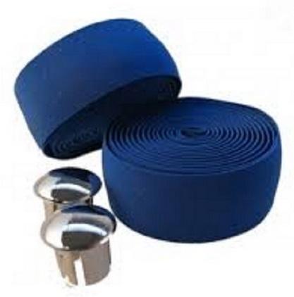 Stuurlint blauw kurk, merk Velox (set)